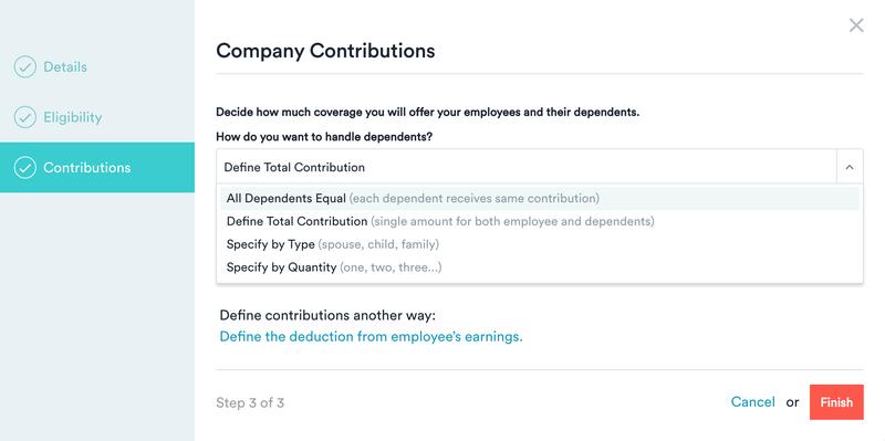 Company Contributions