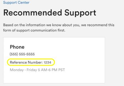 supportnumber