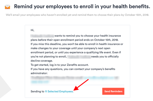 Selected_Employees.width-500 Open Enrollment Letter To Employees Template on communication active, reminder email, irc 125 new, self service, california state, is over email, election form, alachua county schools,